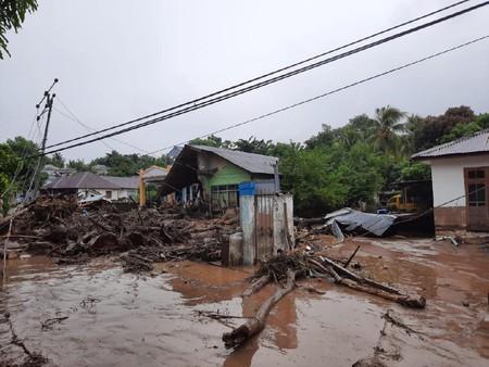 BNPB: Korban Meninggal Banjir Bandang Flores Timur Capai 128 Orang