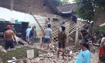 Pasca Gempa, Pemkab Malang Tetapkan Status Tanggap Darurat Bencana