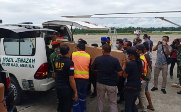 Dituduh Mata-mata TNI-Polri, Dua Guru Tewas Ditembak KKB