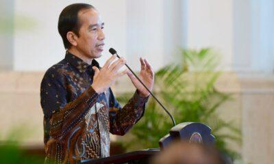 Jokowi Minta APBD Dimanfaatkan untuk Memperbanyak Program Padat Karya