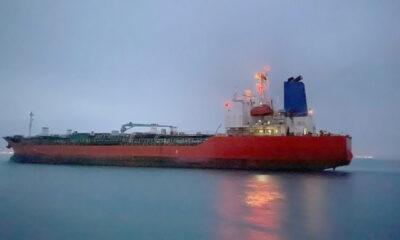 Iran Membebaskan Kapal Korea Selatan yang Ditahan Sejak Januari