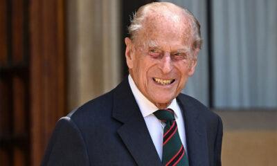 Gereja-Geraja Inggris Mengenang Pangeran Philip