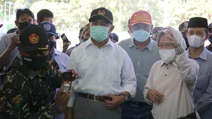 8 Ahli Waris Korban Gempa Malang Terima Santunan Dari Kemensos