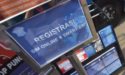 Aplikasi Sinar Sudah Dirilis, Kini Urus SIM Bisa Di Mana Saja