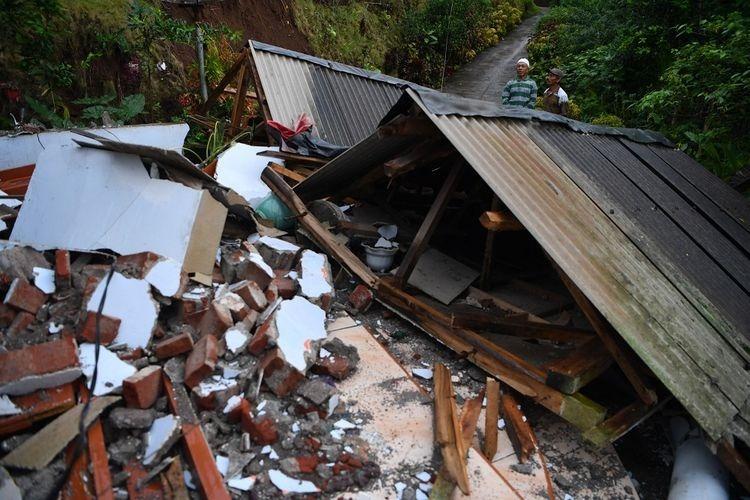 Korban Meninggal Akibat Gempa di Lumajang Bertambah Satu