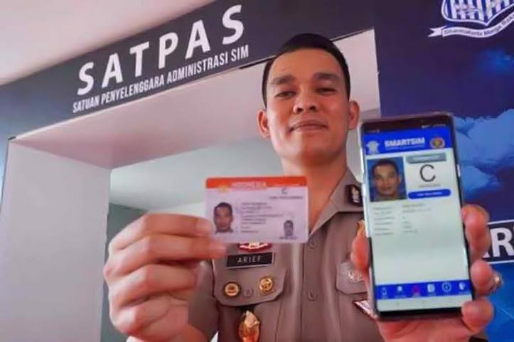 Bikin SIM Baru di Sinar, Pemohon Akan Diuji Teori Lewat Online