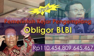 Pemerintah Kejar Pengemplang Obligator BLBI