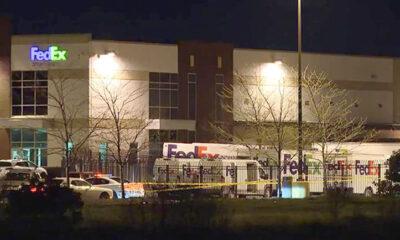 Penembakan di Kantor FedEx, Delapan Meninggal