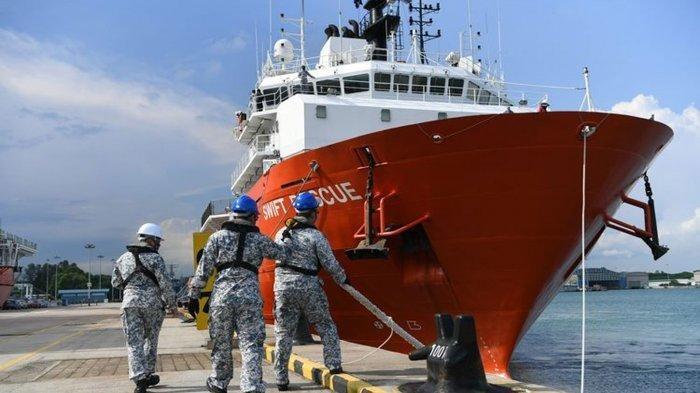 Banyuwangi Siapkan Dermaga Khusus Untuk Kapal Asing Yang Bantu Proses Pencarian Kapal Selam