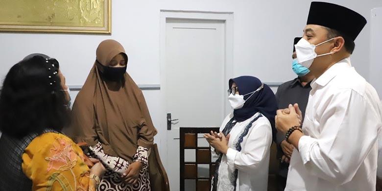 Pemkot Surabaya Siapkan Beasiswa Anak Kru Nanggala 402
