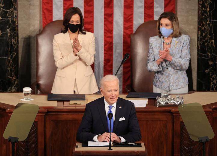 Pidato Biden Ajak Demokrat dan Republik Bekerja Sama