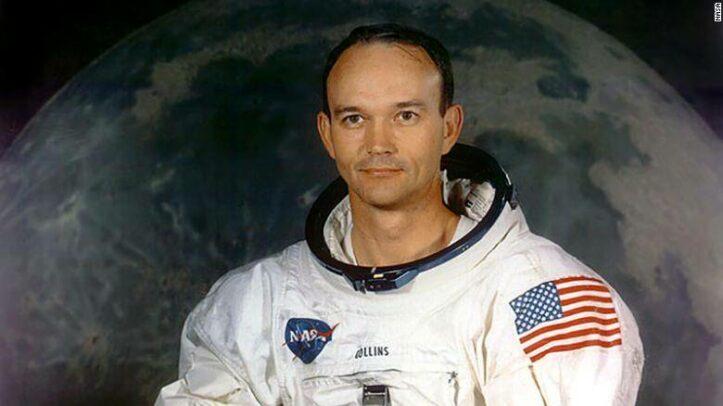 Michael Collins, Pilot Apollo 11 Meninggal Dunia