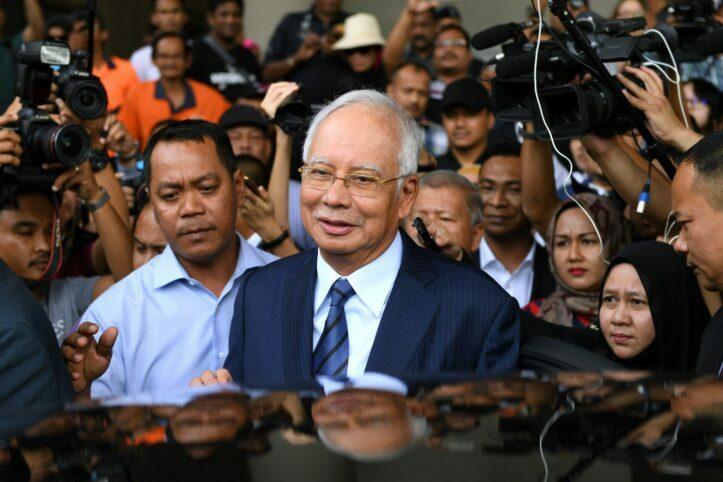 Najib Razak Ajukan Banding pada Kasus Korupsinya