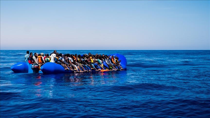 Kapal Tenggelam, 120 Pengungsi Dikhawatirkan Meninggal
