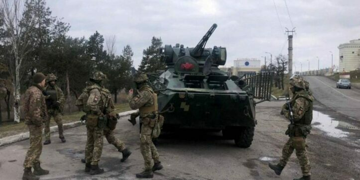 Pasukan Rusia di Perbatasan Ukraina di Tarik Mundur