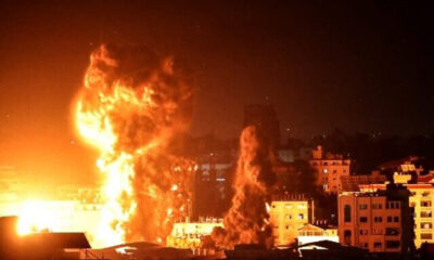 Israel Bombardir Gaza dengan Intensitas Tinggi