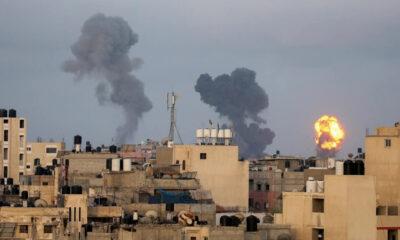 Serangan Brutal Israel Menewaskan 21 Warga Palestina