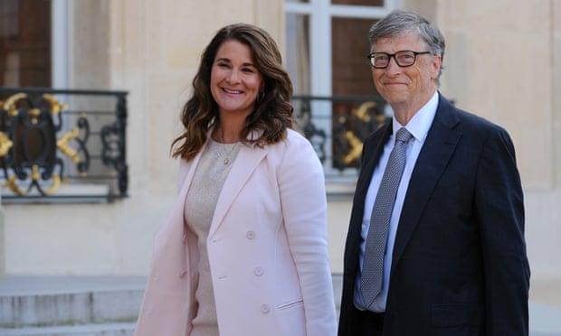 Bill dan Melinda Gates Nyatakan Cerai
