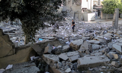 Israel Luncurkan Roket ke Jalur Gaza