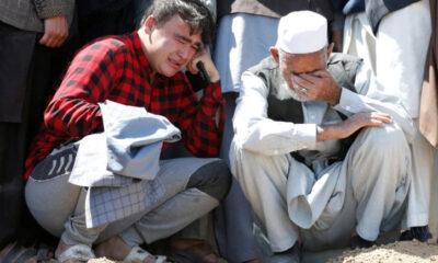 Kecewa dan Sedih Warga Afghanistan Atas Ledakan di Sekolah Perempuan