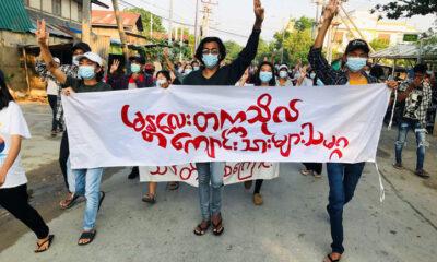 Puluhan Ribu Mahasiswa dan Dosen Diskorsing Junta