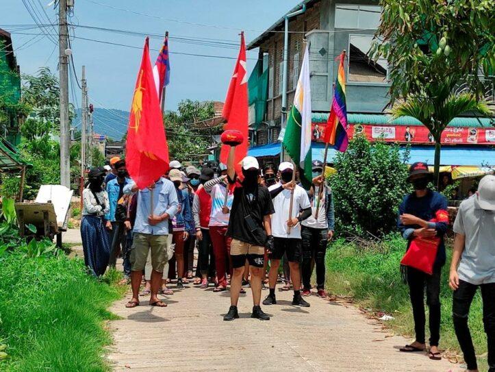 Korban Unjuk Rasa Masih Berjatuhan di Myanmar