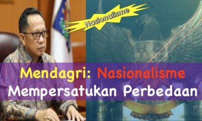 Mendagri: Nasionalisme Mempersatukan Perbedaan