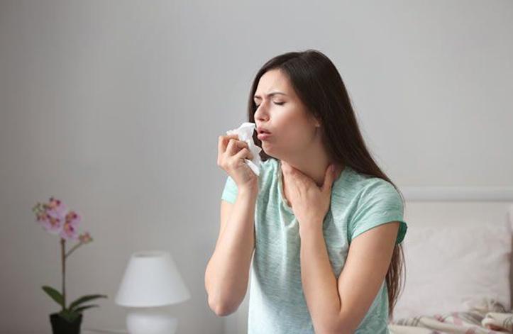 Tips Berpuasa Saat Sedang Batuk dan Flu