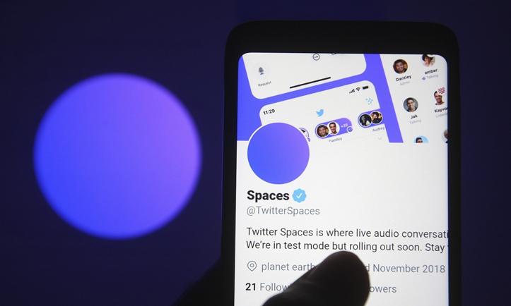 Pengguna Dengan 600 Pengikut Bisa Jadi Host di Spaces Twitter