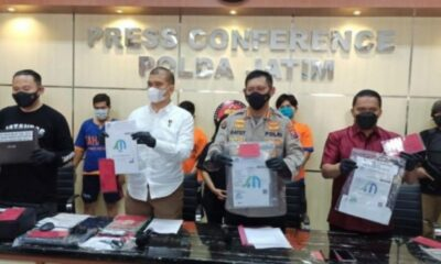 Polisi Tangkap Pembuat Surat Covid Palsu Pemudik