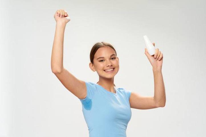 Banyak di Rumah Selama Pandemi, Haruskah Gunakan Deodoran?