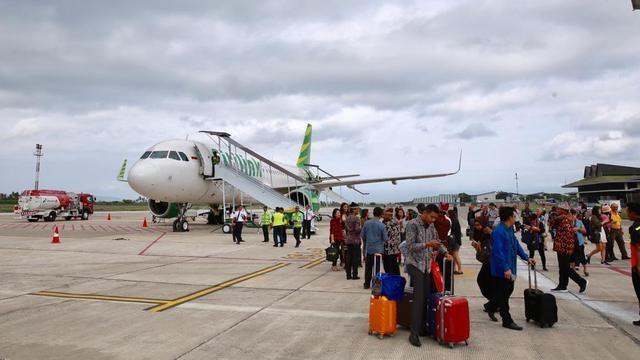 Usai Libur, Bandara Banyuwangi Kembali Beroperasi
