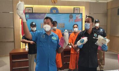 BNNP Jatim Berhasil Gagalkan Pengiriman Narkoba Dari Jakarta ke Madura