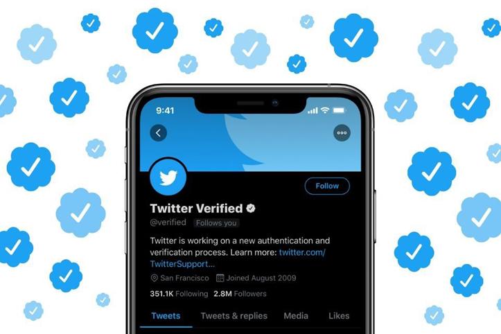 Twitter Kembali Buka Verifikasi Akun Untuk Publik