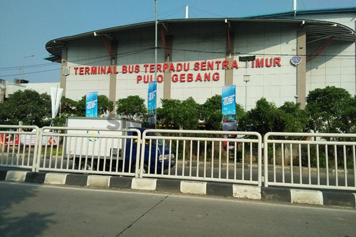 Periode Larangan Mudik, Terminal Pulogebang Hanya Perbolehkan Bus Berstiker
