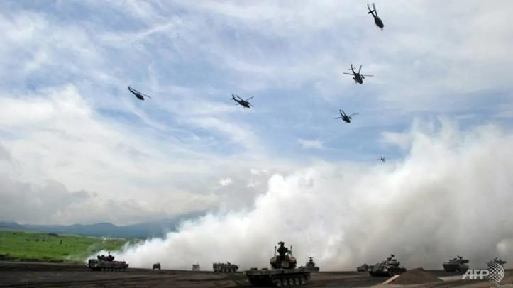 Jepang, AS, Prancis dan Australia Mulai Latihan Militer