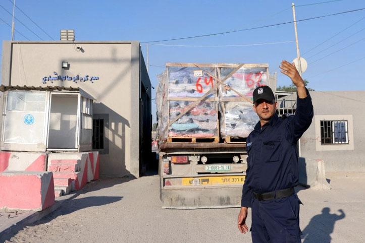Israel Izinkan Kembali Ekspor Komersial dari Jalur Gaza