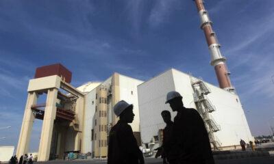 Salah Satu PLTN Iran Dipadamkan Karena Perombakan Teknis