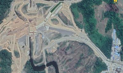 Tingkatkan Suplai Air Irigasi Lumbung Pangan Nasional PUPR Selesaikan Tiga Bendungan