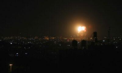 Israel Luncurkan Serangan Udara Keduanya ke Gaza