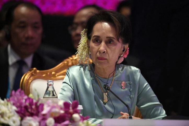 Aung San Suu Kyi Dijerat Kasus Korupsi