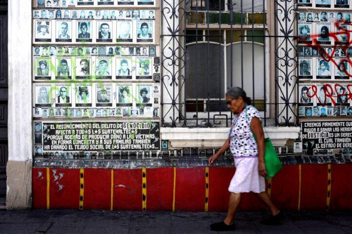 Pengadilan Guatemala Adili Enam Mantan Tentara Pelanggar HAM