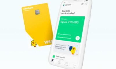 Layanan Bank Digital Line Resmi Hadir di Indonesia