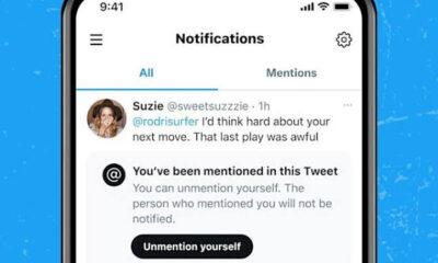 Twitter Akan Hadirkan Fitur Un-Mention