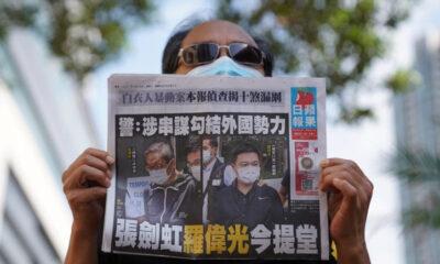 Aset Daily Apple Dibekukan, Perusahaan Terancam Bangkrut