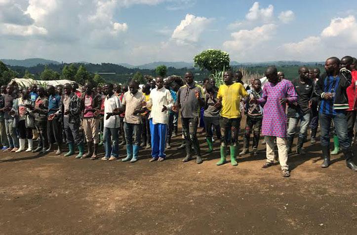 140 Pemberontak Kongo Menyerahkan Diri ke Pemerintah