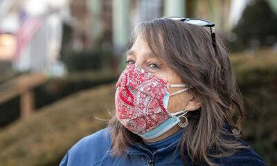 Agar Efektif, Dobel Masker Atau Ikat Tali Masker Medis