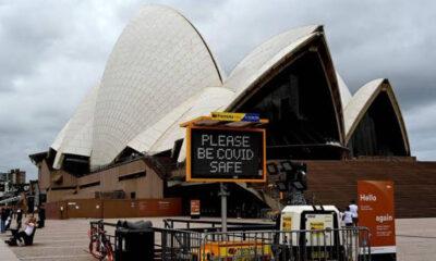 Australia Kembali Terapkan Protokol Kesehatan