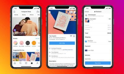 Facebook Kembangkan Pencarian Visual Untuk Fitur Belanja di Instagram