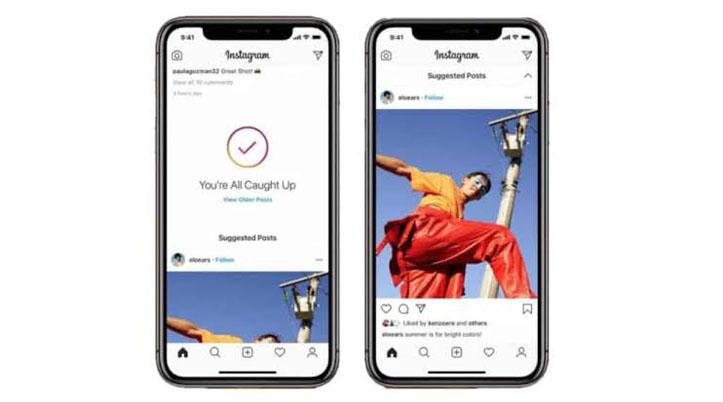 """Instagram Akan Suguhkan """"Suggested Post"""" di Feed Pengguna"""